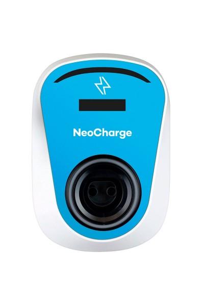 Carregador de Carro Elétrico Smart Wall NeoCharge NC4000S de 22 kW - T2