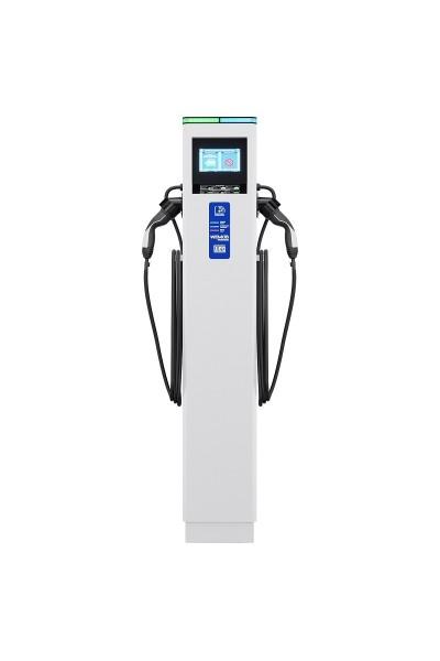 Estação de Recarga para Carro Elétrico WEG Wemob Parking de 22kW c/ display e cabo T2