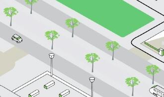 Carregador para Áreas Públicas