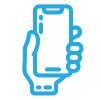 Informação na palma da mão